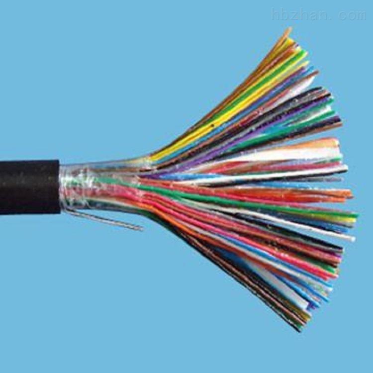 HYA23填充铠装电话电缆