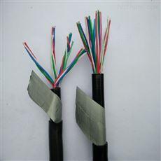 HYA53铜芯实心聚烯烃绝缘填充式挡潮层聚乙烯护套市内通信电缆