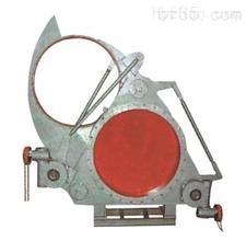 链轮式盲板阀
