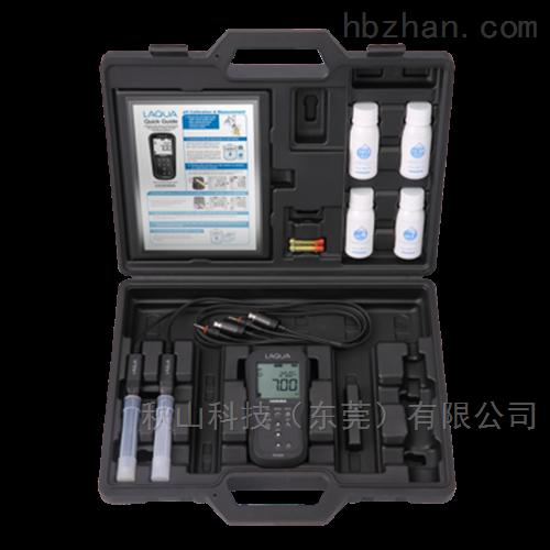日本horiba便携式pH/电导率仪套装D-220PC-S