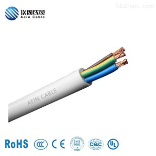 YYLSZH柔性低烟无卤阻燃电缆