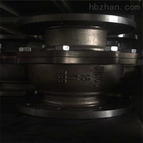 电动钛合金球阀