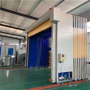 yt04工业干式喷漆房直销
