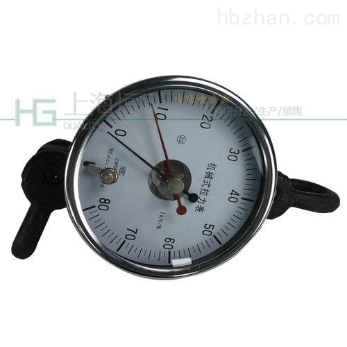 工地测量牵引力机械拉力表200n机械测力计