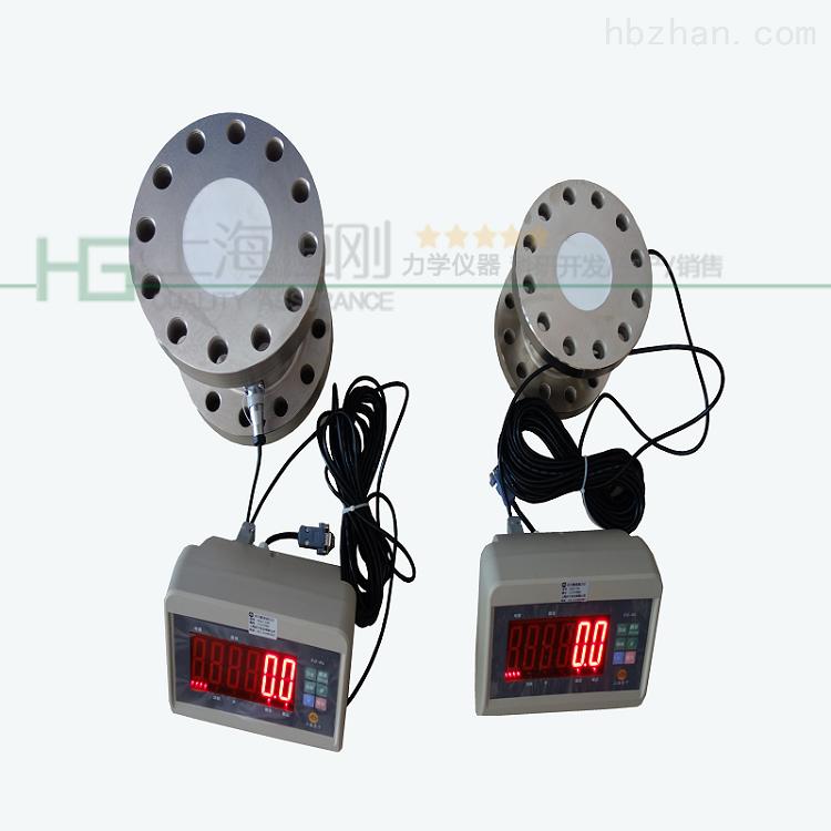 測試電子元件插拔力用高精度法蘭數顯測力計