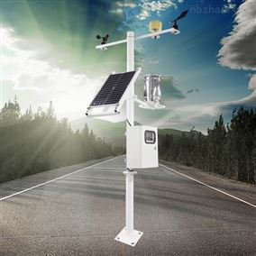 JD-QC6太阳能智能农业气象站