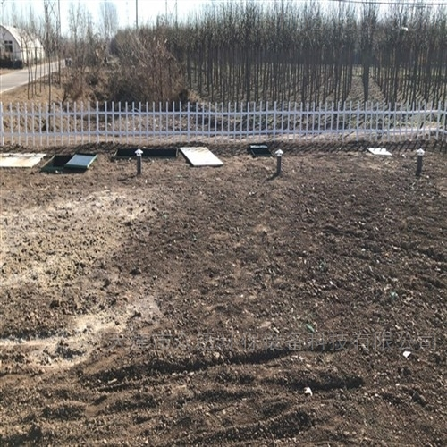 ZM农村地埋式一体化污水处理装置