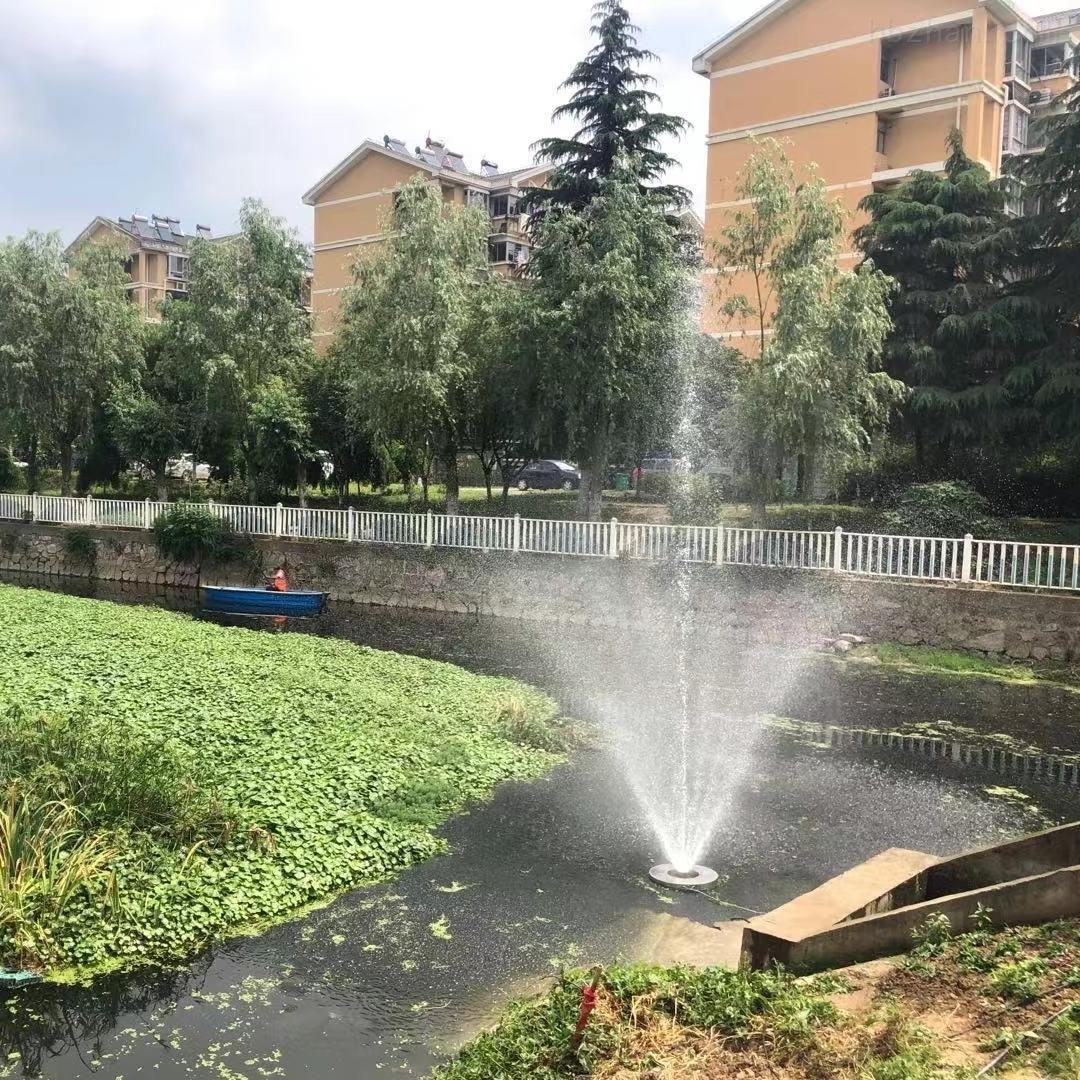 河道喷泉曝气机