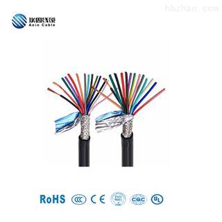 ROBUST FD CTPE材质高柔性屏蔽欧标认证拖链电缆