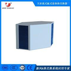 六边形700*350*400节能改造板式显热换热器余热回收设备