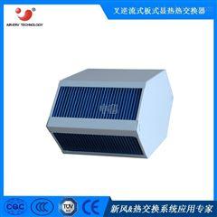 六边形纺织业涂布烘干机能量回收器 板式换热器