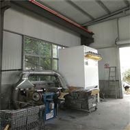 工厂车间切割打磨铁屑粉尘收集处理设备
