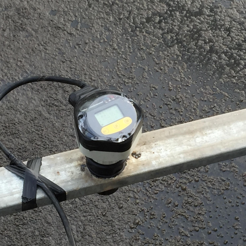 污水厂超声波液位计