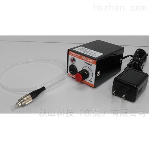 日本ccsawaki超小型光纤输出LED光源FOLS-01