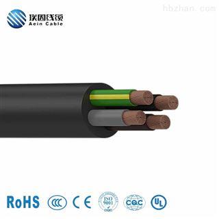 11Y3*6平柔性高强度聚醚型卷筒电缆
