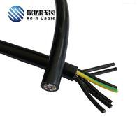 TRVV 中度耐磨柔性拖鏈電纜