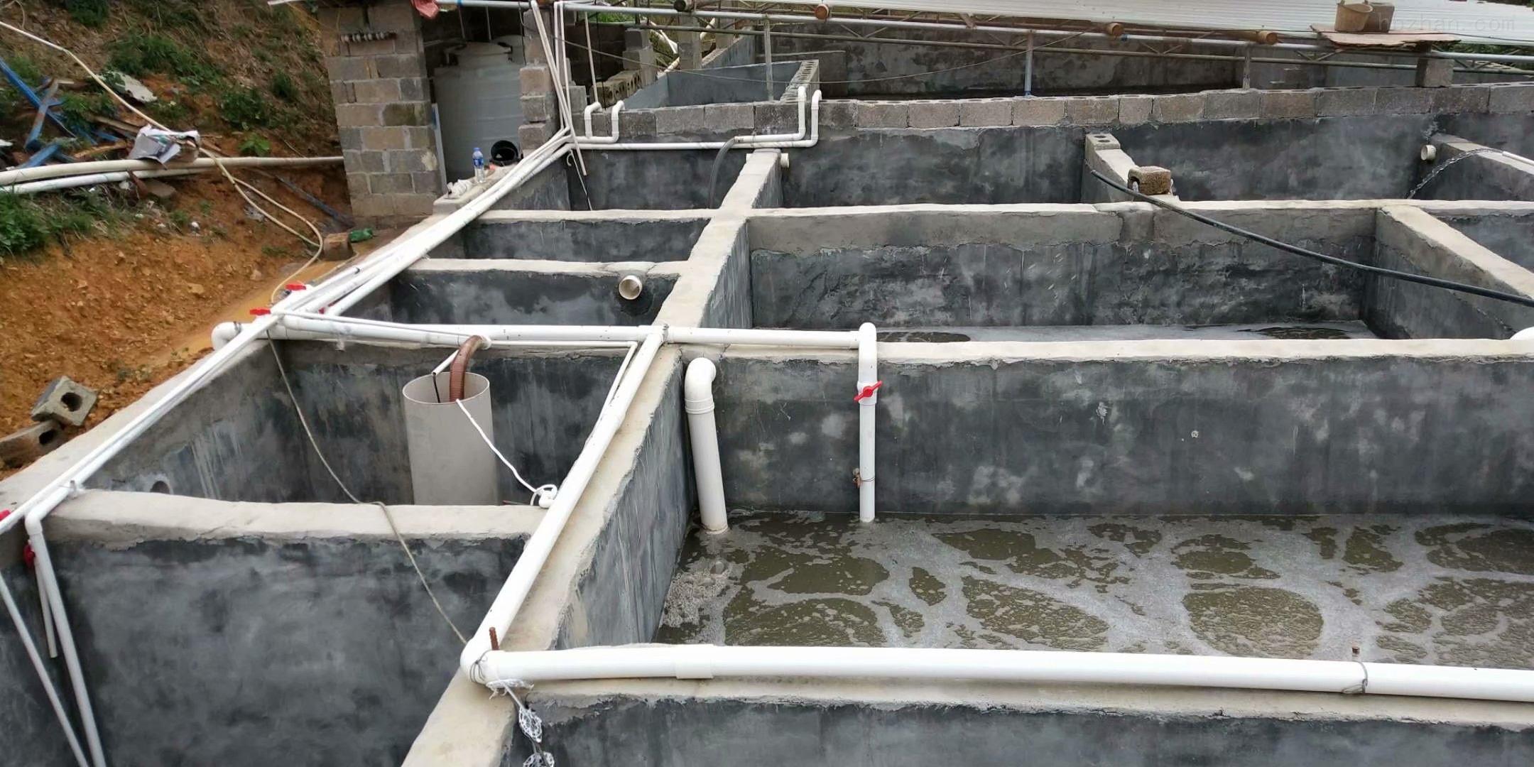 河池市农村生活污水处理设施