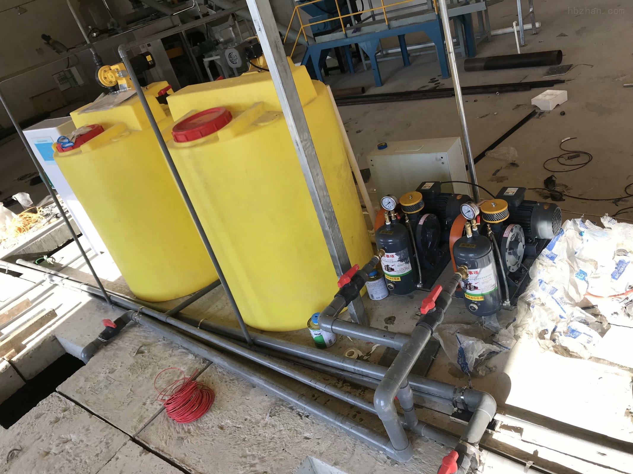 桂林市职工宿舍污水处理设备