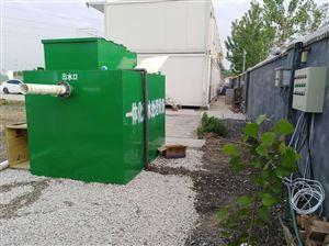 HR-SH河池市职工宿舍废水处理装置