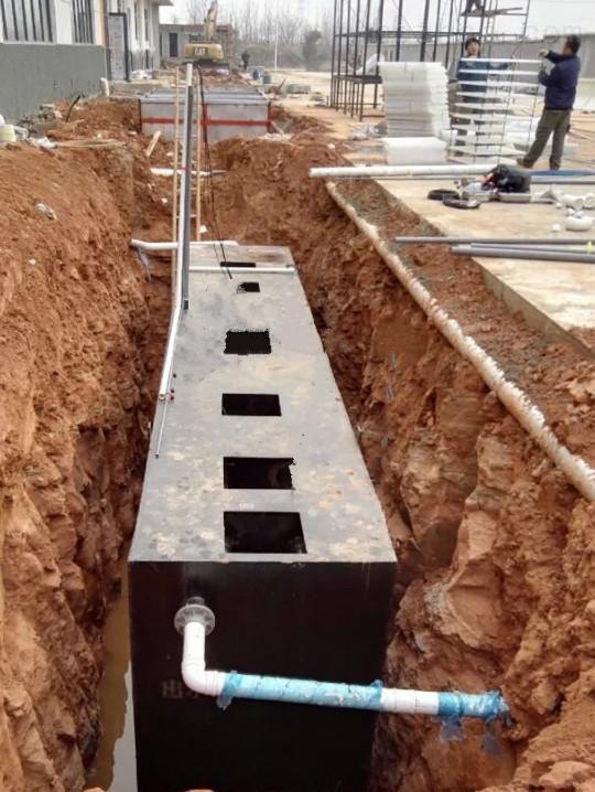 来宾市 居民楼污水处理设施