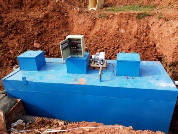 柳州市农村公厕污水处理设施