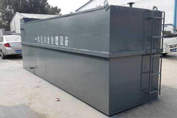 武汉工人宿舍污水处理机