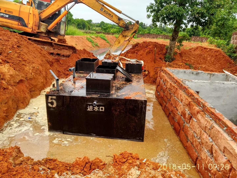 钦州市小区$r$n废水处理设施