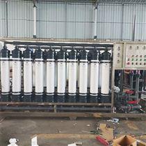 山泉水处理超滤系统