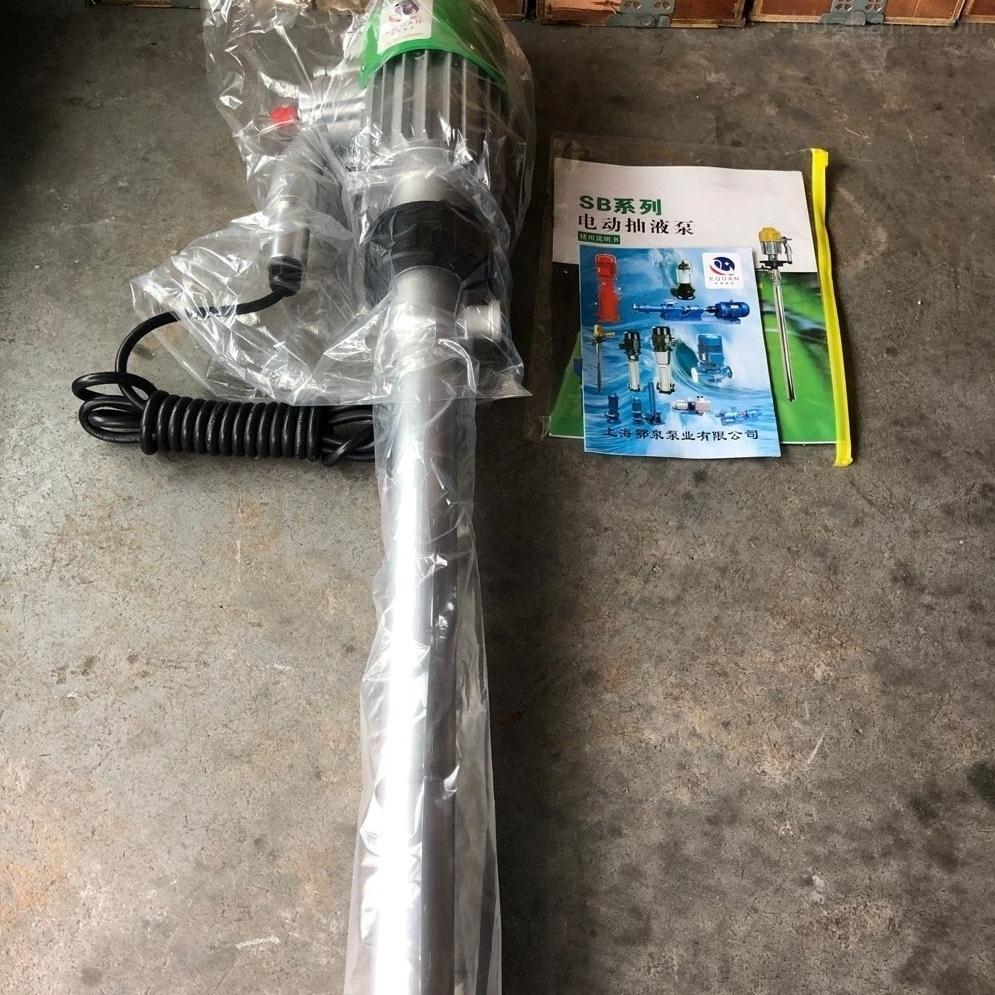 YBYB防爆电动抽油泵