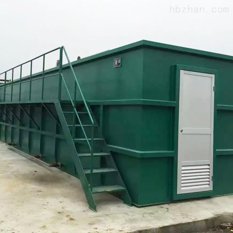 生活污水处理设备的日常维护与保养