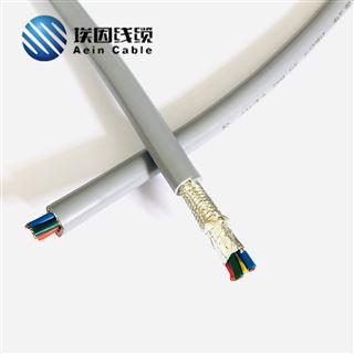UL2586P美标电缆,美标1000V屏蔽控制电缆2586