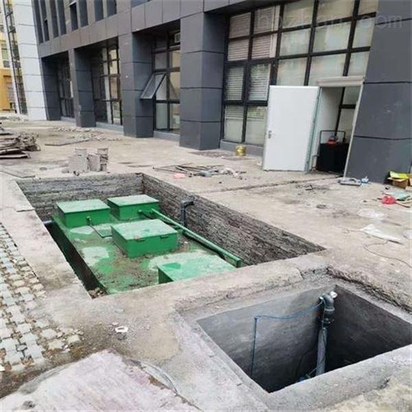 酸碱中和池污水处理设备多少钱