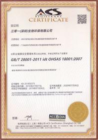 产品认证信息