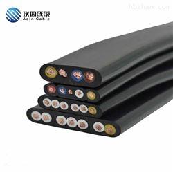 聚氨酯PUR卷筒扁电缆 耐弯曲