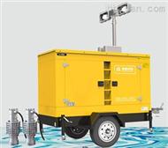 防洪发电排水一体泵车
