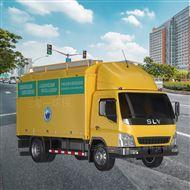 SLY-XW三零一环保移动式吸污清掏车
