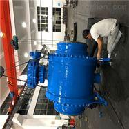 Q967F电动固定式焊接球阀