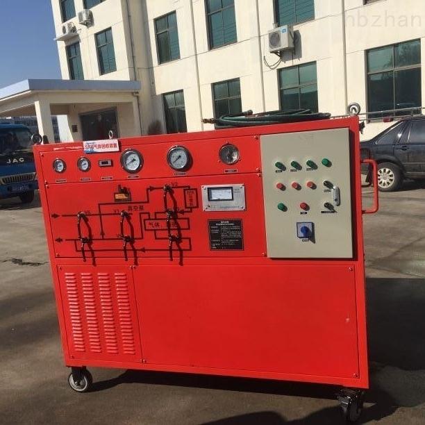全自动SF6气体回收装置