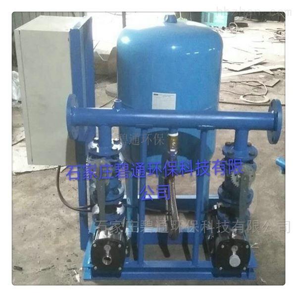 空调定压补水机组设备厂-石家庄碧通环保
