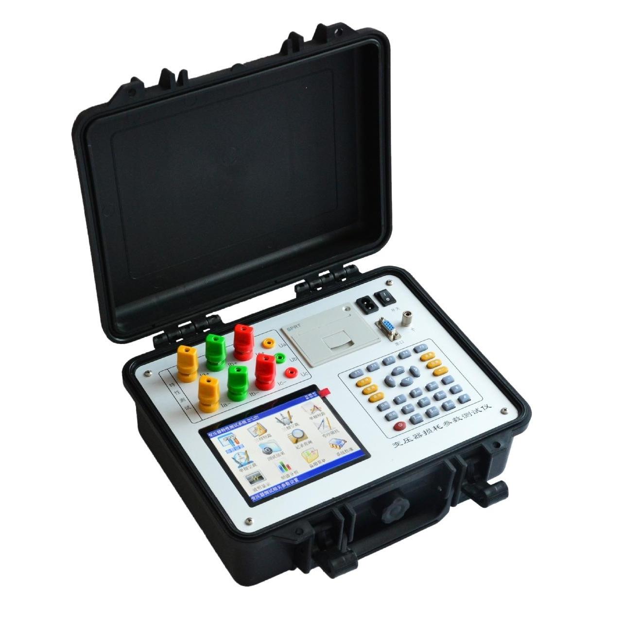 数显式变压器容量及损耗测试仪