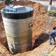 一体化雨水泵站自动运行
