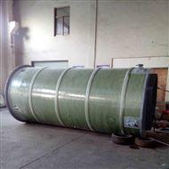玻璃钢一体化污水提升器
