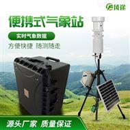 FT-QX便携式无线自动气象站系统