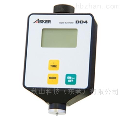 asker数码橡胶硬度计DD4-A型