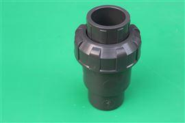 H61F-10SUPVC塑料承插止回阀