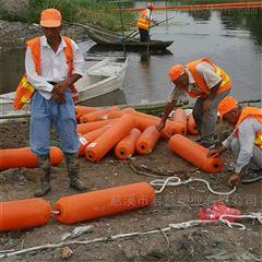 湖面拦油污拦截浮条