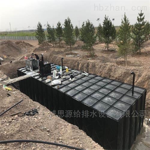 新疆和田地埋水箱 消防水箱厂家
