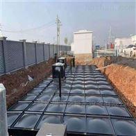 思源地埋式箱泵一体化消防泵站的优点