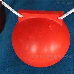 海洋安全警戒线使用的浮球