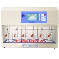 MY3000-6N混凝試驗攪拌儀器六聯沉淀攪拌機